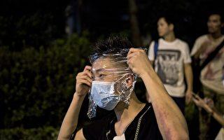 CNN:逾34人受傷 香港佔中行動繼續