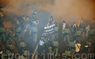 唐柏桥:致香港警察的公开信