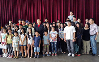 中华民国驻巴拉圭使馆办华语文测验