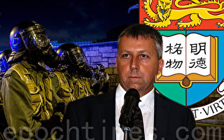 香港大學校長譴責港府釋放催淚彈 表態支持學生