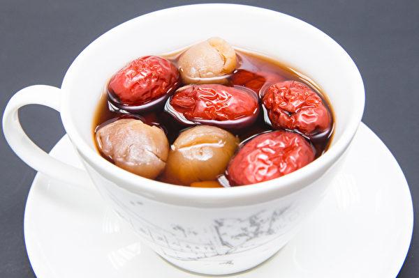 龍眼紅棗湯(陳柏州/大紀元)
