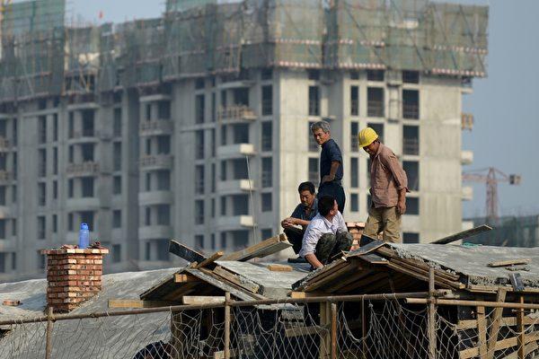 中國房地產泡沫引發國外專家擔憂
