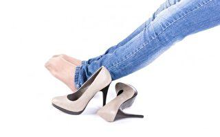 五大徵兆 表示你該換鞋了