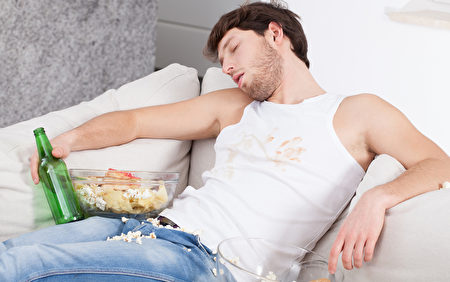 泻盐可以让你迅速摆脱宿醉之苦。(fotolia)