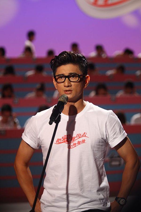 吴奇隆曾是全台跆拳道冠军。(中视提供)