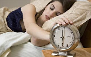 研究:最佳的睡眠時間為6~7小時