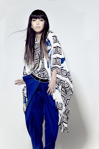 张惠妹是跆拳道黑带二段高手。(丰华唱片提供)