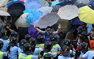 組圖:雨傘運動無所不在的標誌