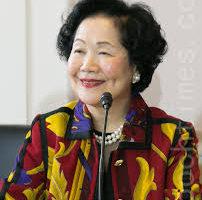 陳方安生女士:我們為民主奮鬥不會放棄