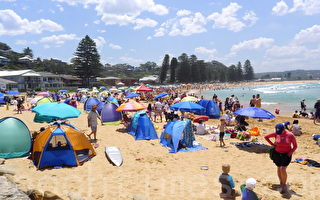研究:2013年澳洲熱浪天氣由氣候變化所致
