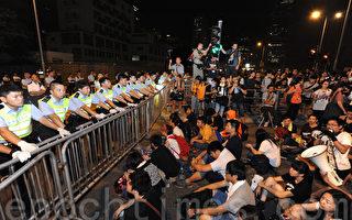 香港局勢重演六四 中共釋放暴力清場信號