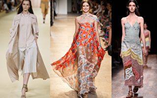 組圖:巴黎米蘭春夏時裝週 最美20場秀