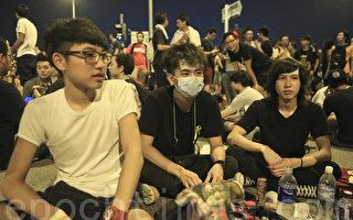 19歲香港大專生:犧牲娛樂換取民主也值