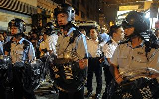 港警毆打抗議者引公憤 打人者將被免職