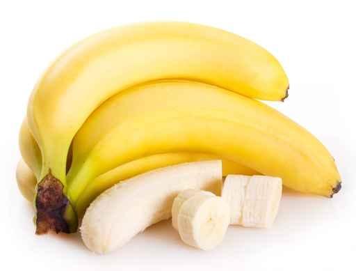 運動完吃香蕉補充高量鉀,可防止抽筋。(fotolia)