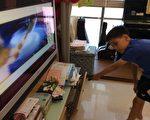 除了古典音樂,《悠遊字在》是目前昕語會主動去播放的影片。(圖:高雯雯提供)