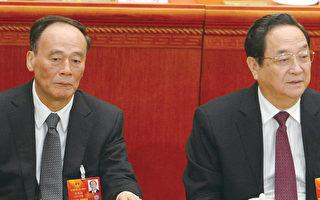 俞正声首肯后政协委员才能提问王岐山