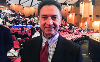 公司總裁:中國古典舞大賽是偉大舉動