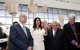 希腊古迹  克鲁尼妻吁英归还