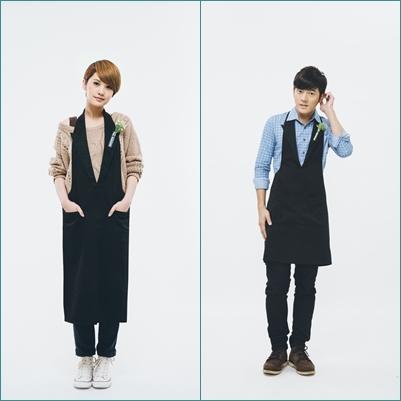杨丞琳(左)与宥胜各自工作行程满档,两人只能分头拍摄。(甲上提供/大纪元合成)