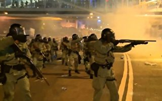英國政府表示考慮向香港禁售催淚彈