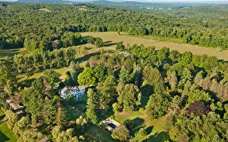 豪宅赏析:68英亩的Killearn庄园农场