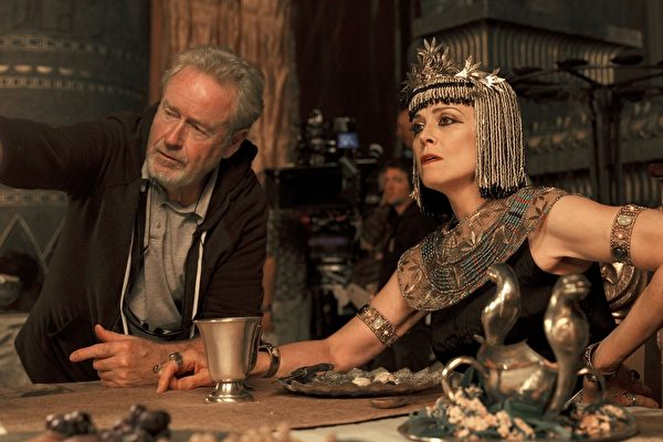 《出埃及記》場面浩瀚壯闊 跨歐非兩洲