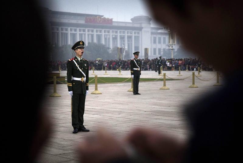 王赫:四中全會主導權爭奪戰