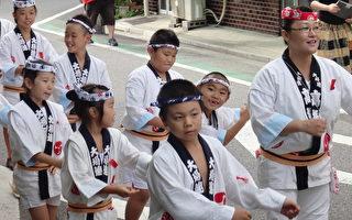 日本盂蘭盆會盆踊小唱