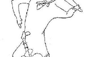 万年前的警察佩枪 马格德林的岩洞壁画