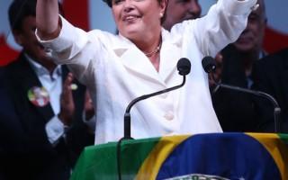 66歲羅賽芙再次當選巴西總統
