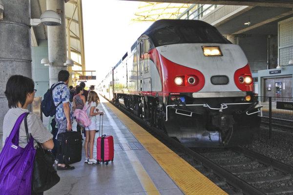 硅谷高科技公司拟帮火车现代化