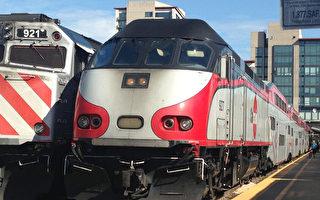 加州火車小子彈頭列車服役十年將電氣化