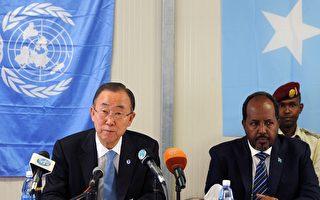 索马利亚恐再陷饥荒 UN吁急援