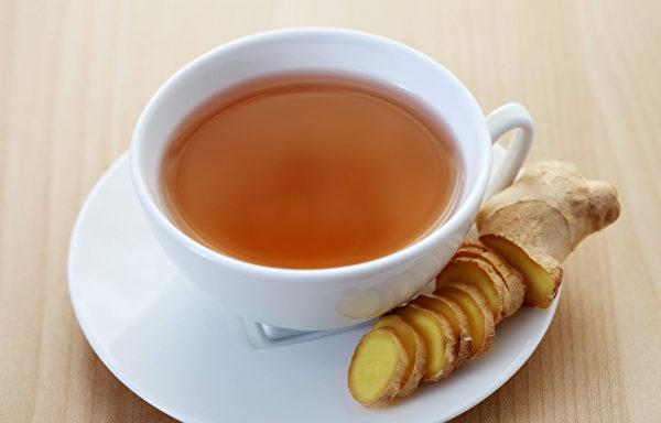 薑汁紅茶不只能讓身體變暖和,還具有減肥的效果。(Shutterstock)