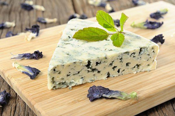 蓝乳酪。(Fotolia)