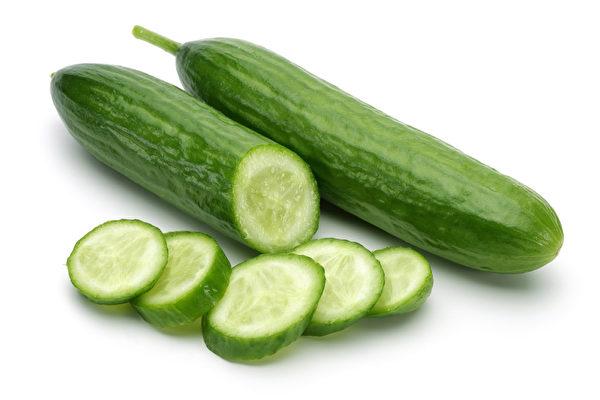 黃瓜(fotolia)