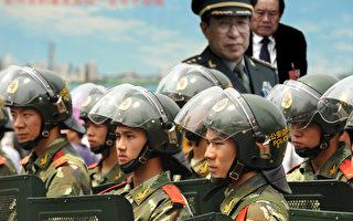 中共海軍上將會議上表現令外交部訝異