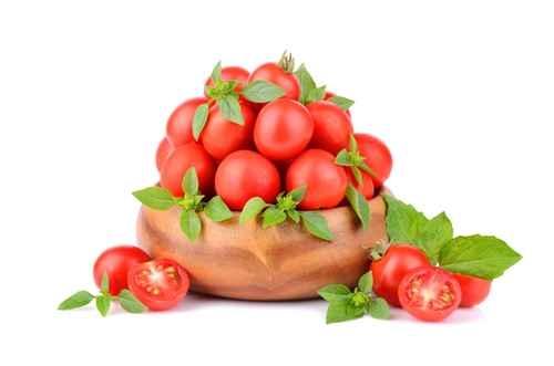 番茄中含多量的番茄紅素可有效抗胃癌和消化系癌,同時對預防乳腺癌和前列腺癌也有效。(Fotolia)