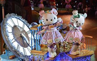 不老萌猫Hello Kitty 欢庆40岁