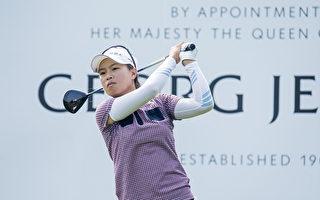 LPGA台湾赛 程思嘉第15名地主最佳