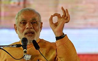 印度反一帶一路 批中共侵犯主權