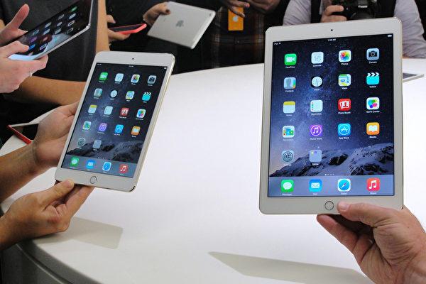 传iPad Pro配12.2吋显屏 没想像中大