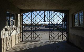德國納粹達豪集中營紀念館大門被盜