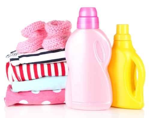 衣物柔顺剂大约在1年的时间内有效。(fotolia)