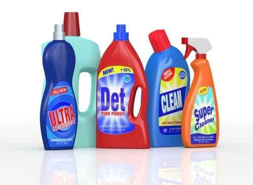 各种清洁剂均有其各自的保质期。(fotolia)