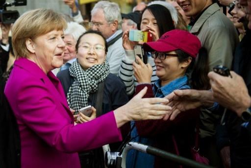 欢迎移民 默克尔:我也曾遭白眼