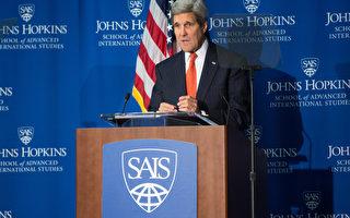 美国务卿:美国关注香港和中国人权