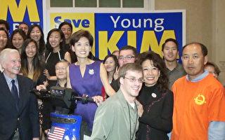 美國中期選舉南加州八華裔勝出