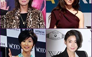 亞洲明星大撞臉 感覺都是一家人?